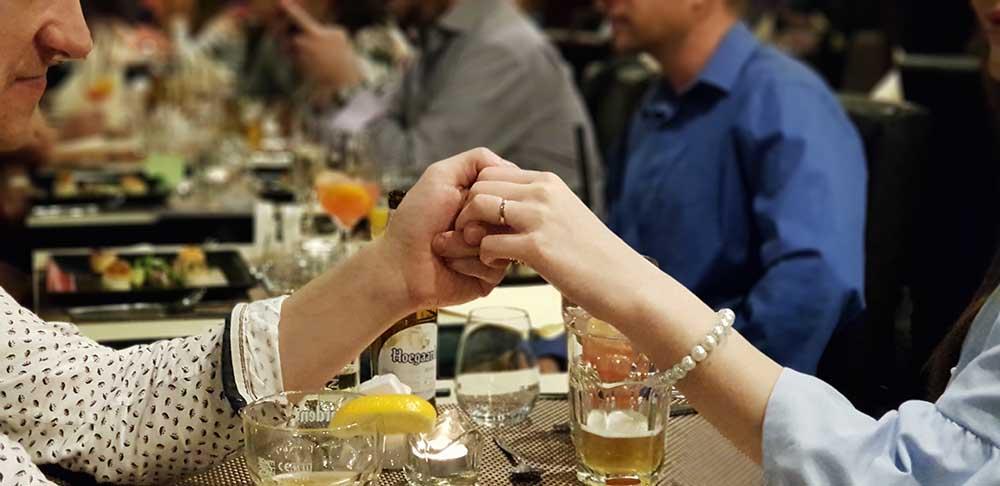 Romantikus Vacsora Budapesten