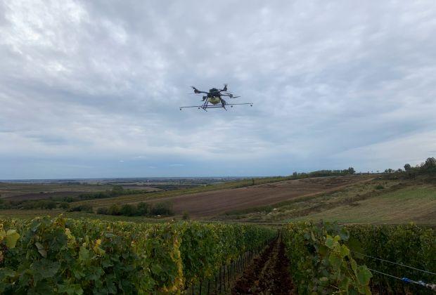 Drónok a mezőgazdaságban – Hogyan segítik a hazai termelőket?